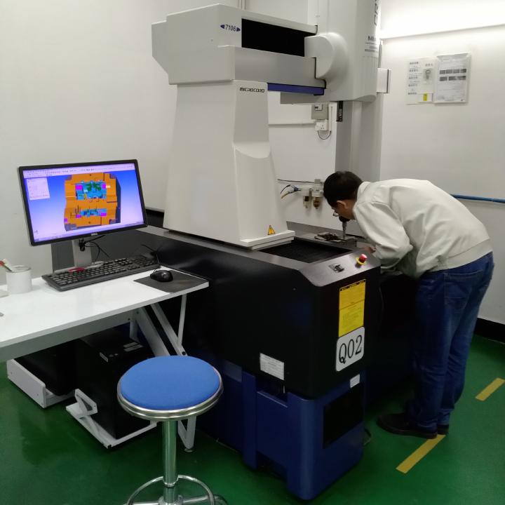 樂發產品三次元檢測