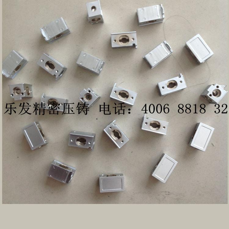 高精密鋅合金壓鑄件 連接器部件