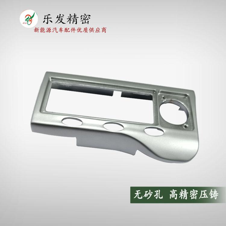精密壓鑄 數顯卡尺面板外殼配件 環保鋅合金鋁合金廠家定制